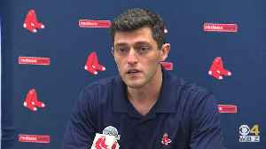 News video: Chaim Bloom Puts Red Sox Spin On Mookie Betts Trade