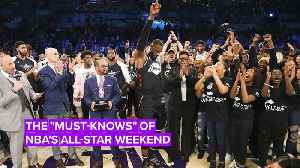 What you can expect from the NBA All-Star Weekend [Video]
