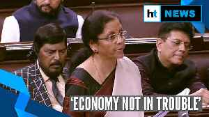 Watch: Nirmala SItharaman replies to Chidambaram's 'competent doctors' remark [Video]