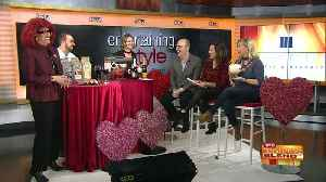 News video: Great Destinations to Spend Valentine's Day in Style