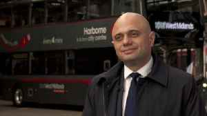 Chancellor Sajid Javid: Confidence is back in the economy [Video]