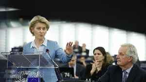 UK should be 'more ambitious' over post-Brexit EU trade, Von der Leyen tells MEPs [Video]