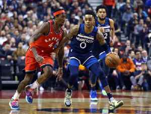 Raptors Extend Win Streak to 15 in D'Angelo Russell's Wolves Debut [Video]