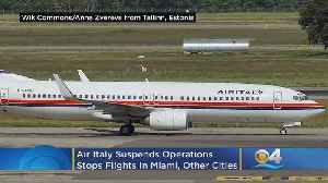 Air Italy Stops Flights To Miami, Elsewhere, Suspends Operations [Video]