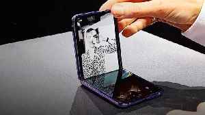 News video: Samsung's Galaxy S20 and Z Flip event in 12 minutes