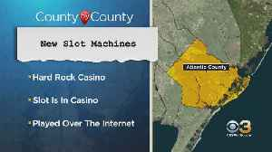 Atlantic City's Hard Rock Casino Unveils Slot Machines Activated, Controlled Online [Video]