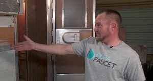 Oklahoma Man Fixes Up Campers in Effort to Help Homeless Get Back on Their Feet [Video]