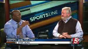 Greg Pogue joins Jon Burton on SportsLine p3 [Video]