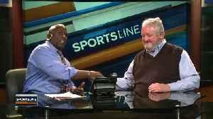 Greg Pogue joins Jon Burton on SportsLine p5 [Video]