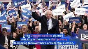 Bernie Sanders Wins New Hampshire Primary [Video]