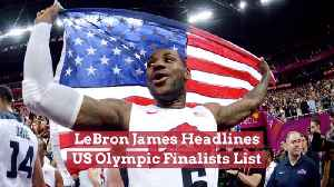 LeBron James And The Next Olympics [Video]