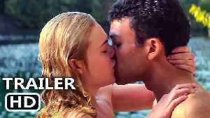 ALL THE BRIGHT PLACES Movie - Elle Fanning and Justice Smith [Video]