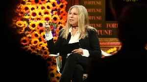 Eminem set reminds Barbra Streisand of strange Oscars night [Video]