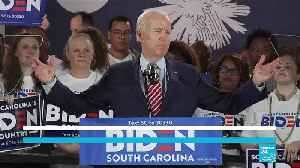 Biden's campaign under scrutiny after consecutive poor showings [Video]