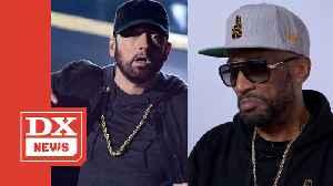 Lord Jamar Contemplates Brand Nubian Eminem Diss Track Produced By DJ Premier [Video]
