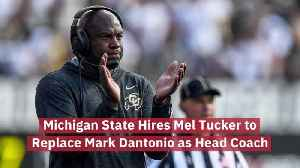 Michigan State's New Head Coach [Video]