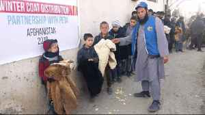 PETA Is Sending Donated Fur Coats To Afghan Families In Need [Video]