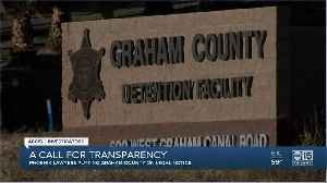 Graham county facing $5 Million dollar lawsuit after in-custody death of inmate [Video]