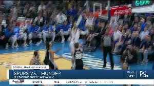 OKC Thunder fall to San Antonio Spurs, 114-106 [Video]