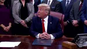 Trump 'not involved' in DOJ's handling of Roger Stone case [Video]