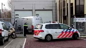 Letter bombs hit two Dutch buildings [Video]