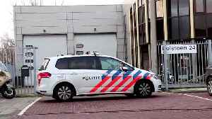 Letter bombs explode in two Dutch buildings [Video]