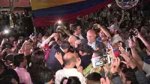 Juan Guaidó promete más presión contra Maduro [Video]
