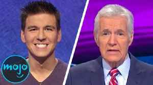 Top 10 Best Jeopardy Players EVER [Video]
