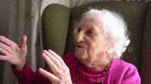 Jewish woman reveals she once lived next door to Adolf Hitler in the 1920s [Video]