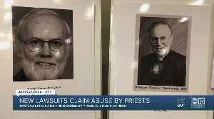 Two new lawsuits filed claim sexual abuse by former priests in Phoenix [Video]