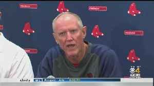 Red Sox Name Ron Roenicke Interim Manager [Video]