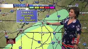 Bree's Evening Forecast: Tues., Feb. 11, 2020 [Video]