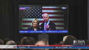 News video: Joe Biden Addresses Supporters In NH Over Live Stream