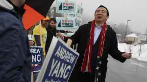 Andrew Yang Ends Run For 2020 Presidential Election [Video]