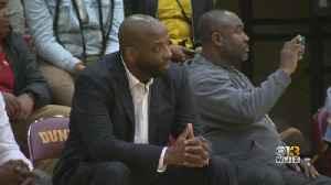 Baltimore Basketball Legend Keith Booth Fired As Head Coach At Dunbar High School [Video]