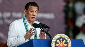 Duterte End Visiting Forces Agreement With The US [Video]