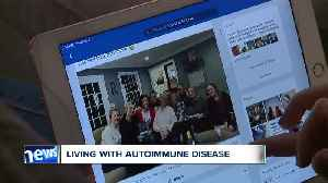 Local woman helps empower other living with auto-immune disease through Facebook group [Video]