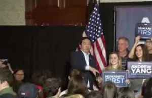 Businessman Yang drops out of Democrat race [Video]