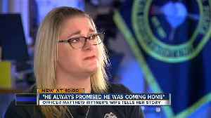 'He always promised he was coming home': Wife of Matthew Rittner shares her story for the first time [Video]
