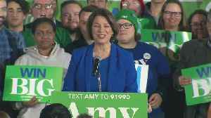 Klobuchar Comes in 3rd In New Hampshire Primary [Video]