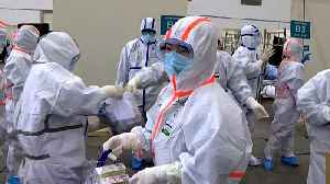 Coronavirus: WHO warns of grave risk to poorer countries [Video]
