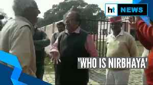 'Who's Nirbhaya?': Doctor after verbal spat with Delhi gangrape victim's relative [Video]