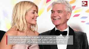 Phillip Schofield shared a 'nice moment' backstage on Dancing On Ice after coming out [Video]