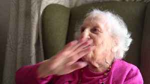 Jewish woman turned 101 and revealed she once lived next door to HITLER [Video]