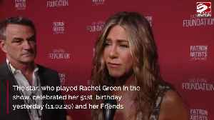 Friends stars pay tribute to Jennifer Aniston on her birthday [Video]