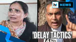 'This is delay tactics': Delhi gangrape victim's mother breaks down in court [Video]