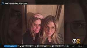 Courtney Cox Dresses Like Jennifer Aniston For Bday [Video]