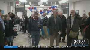 News video: Mike Bloomberg To Open Campaign Offices In MA