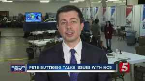 Pete Buttigieg talks issues with NewsChannel 5 [Video]
