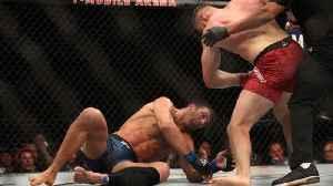 A Look Back At When Jan Blachowicz KO'd Luke Rockhold In The UFC [Video]